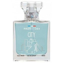 FRANCODEX Perfumy dla psów City Zapach unisex 50 ml - DARMOWA DOSTAWA OD 95 ZŁ!