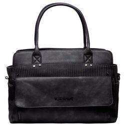 Little Company torba dla mam Sevilla knit black - BEZPŁATNY ODBIÓR: WROCŁAW!