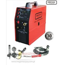 IDEAL Półautomat inwertorowy MIG-MAG/FLUX TECNOMIG 225 PRO CuSi