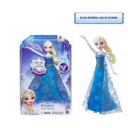 Lalka HASBRO Frozen Rozświetlona śpiewająca Elsa + DARMOWY TRANSPORT!