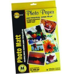 Papier FOTO YELLOW ONE A4 140 g/m matowy - X02354