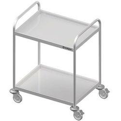 Wózek kelnerski dwupółkowy STALGAST 900x500x950mm 982025090