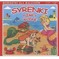 Książki dla dzieci, Syrenki Nimfy wodne - Krystian Pruchnicki (opr. kartonowa)