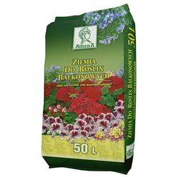 Ziemia do roślin balkonowych Verve 50 l
