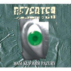 Mam Kły Mam Pazury - Dezerter (Płyta CD)