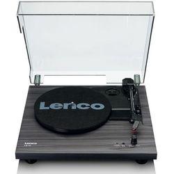 Gramofon LENCO LS-10BK kolor czarny- natychmiastowa wysyłka, ponad 4000 punktów odbioru!