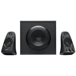 Głośniki Logitech Z623 2.1 (980-000403) Czarna
