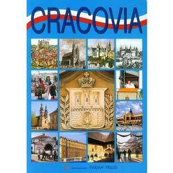 Album Kraków B5 wer. hiszpańska (opr. broszurowa)
