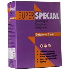 Uniwersalny klej do wszystkich rodzajów tapet Super Specjal