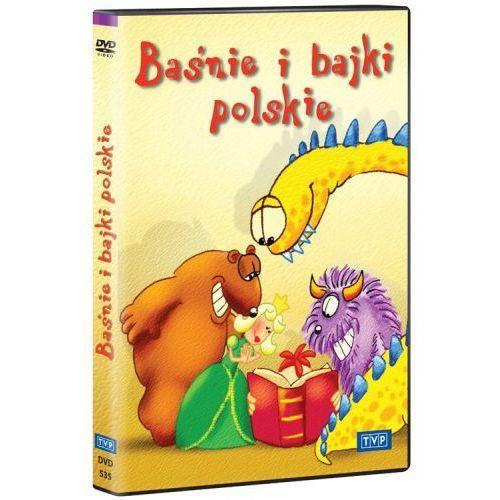 Bajki, Bajki i baśnie polskie Część. 2 - Telewizja Polska OD 24,99zł DARMOWA DOSTAWA KIOSK RUCHU