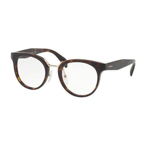 Okulary korekcyjne, Okulary Korekcyjne Prada PR03UV 2AU1O1