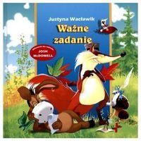 Książki dla dzieci, Ważne zadanie. Budowanie charakterów (opr. twarda)