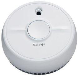 Czujnik tlenku węgla (czadu) z funkcją komunikacji FireAngel bateryjny biały NM-CO-10X-INT