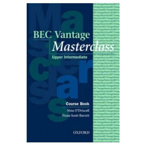 Książki do nauki języka, BEC Vantage Masterclass Podręcznik (opr. miękka)