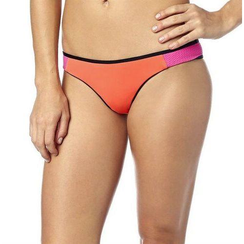 Stroje kąpielowe, strój kąpielowy FOX - Capture Skimpy Flo Orange (824)