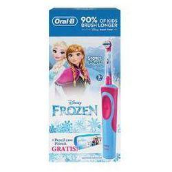 Szczoteczka do zębów Oral-B Vitality Frozen + piórnik