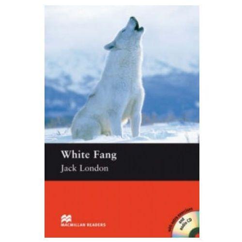 Książki do nauki języka, White Fang. Macmillan Readers Elementary (opr. miękka)