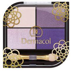 Dermacol Quattro cienie do powiek 8 g dla kobiet 03