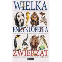 Słowniki, encyklopedie, Wielka encyklopedia zwierząt - Wysyłka od 3,99 - porównuj ceny z wysyłką (opr. miękka)