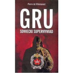 GRU sowiecki superwywiad - Pierre Villemarest (opr. broszurowa)