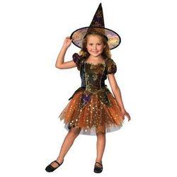 Kostium Elegancka czarownica dla dziewczynki