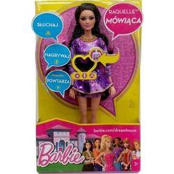 Lalka Barbie Mówiąca Raquelle z Serialu BBX68