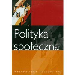 Polityka społeczna (opr. miękka)