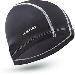 Head Nylon Spandex Czepek, black One Size 2020 Czepki pływackie Przy złożeniu zamówienia do godziny 16 ( od Pon. do Pt., wszystkie metody płatności z wyjątkiem przelewu bankowego), wysyłka odbędzie się tego samego dnia.
