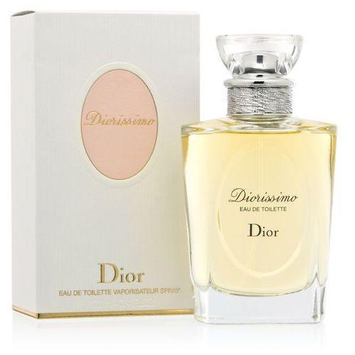 Wody toaletowe damskie, Christian Dior Les Creations de Monsieur Dior Diorissimo 100ml W Woda toaletowa