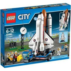 60080 PORT KOSMICZNY Spaceport KLOCKI LEGO CITY