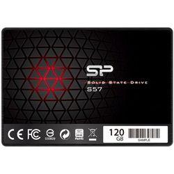 Dysk SSD Silicon Power S57 120GB SATA3 (SP120GBSS3S57A25) Darmowy odbiór w 20 miastach!