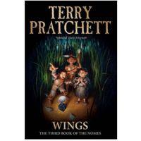Książki do nauki języka, Terry Pratchett - Wings (opr. miękka)
