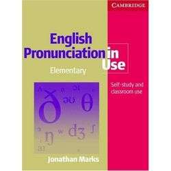English Pronunciation In Use Elementary Książka Plus 5 Płyt Audio CD (opr. miękka)