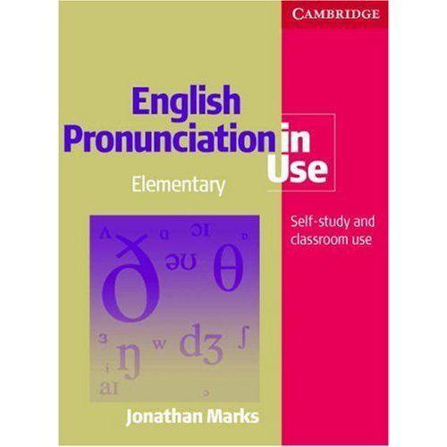 Książki do nauki języka, English Pronunciation In Use Elementary Książka Plus 5 Płyt Audio CD (opr. miękka)