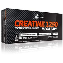 Kreatyna - Creatine 1250 Mega Caps Olimp