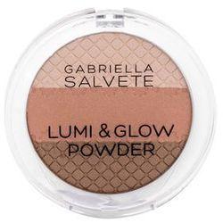 Gabriella Salvete Lumi & Glow bronzer 9 g dla kobiet 01