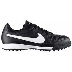 Buty Nike Jr Tiempo Genio Leather TF 631529-010