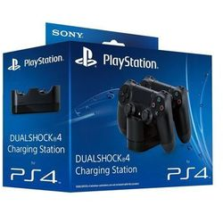Stacja ładująca SONY DualShock 4 Charging Station + Zamów z DOSTAWĄ JUTRO!