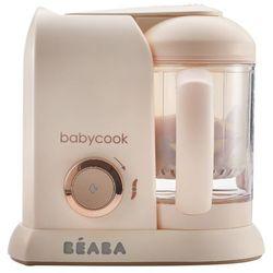 BEABA Babycook Solo Pink - wielofunkcyjne urządzenie do przygotowywania posiłków - BEZPŁATNY ODBIÓR: WROCŁAW!