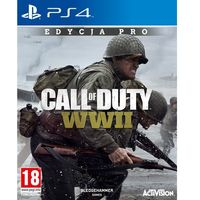Gry na PS4, Call of Duty WWII (PS4)