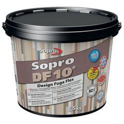 Fuga szeroka Sopro Flex DF10 Design 66 antracyt 2 5 kg