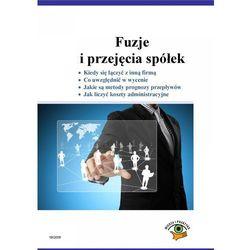 Fuzje i przejęcia spółek - Julita Zdończyk