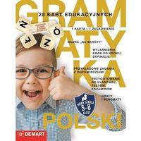 Pozostałe artykuły szkolne, Karty edukacyjne - Język polski