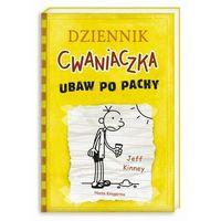 Książki dla dzieci, Dziennik Cwaniaczka 4 Ubaw po pachy (opr. broszurowa)