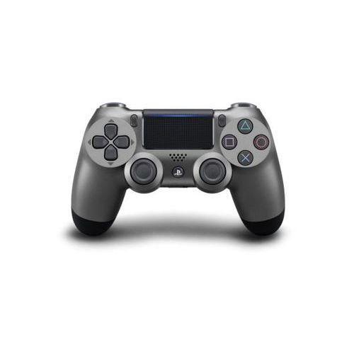 Gamepady, SONY DualShock 4 Steel Black v2