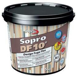 Fuga szeroka Sopro Flex DF10 Design 52 brązowa 5 kg