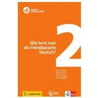 Książki do nauki języka, Deutsch Lehren Lernen 2. Wie Lernt Man die Fremdsprache Deutsch? + DVD (opr. miękka)
