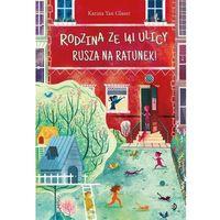 Książki dla dzieci, Rodzina ze 141 Ulicy rusza na ratunek! Vanderbeekers. Tom 3 (opr. twarda)