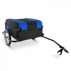 Mountee Przyczepka rowerowa Przyczepka transportowa 130 l 60kg Rura stalowa
