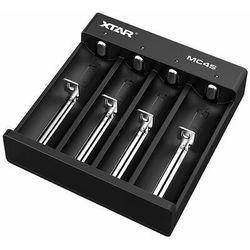 Ładowarka do akumulatorów cylindrycznych 18650 Li-ion / NiMH Xtar MC4S
